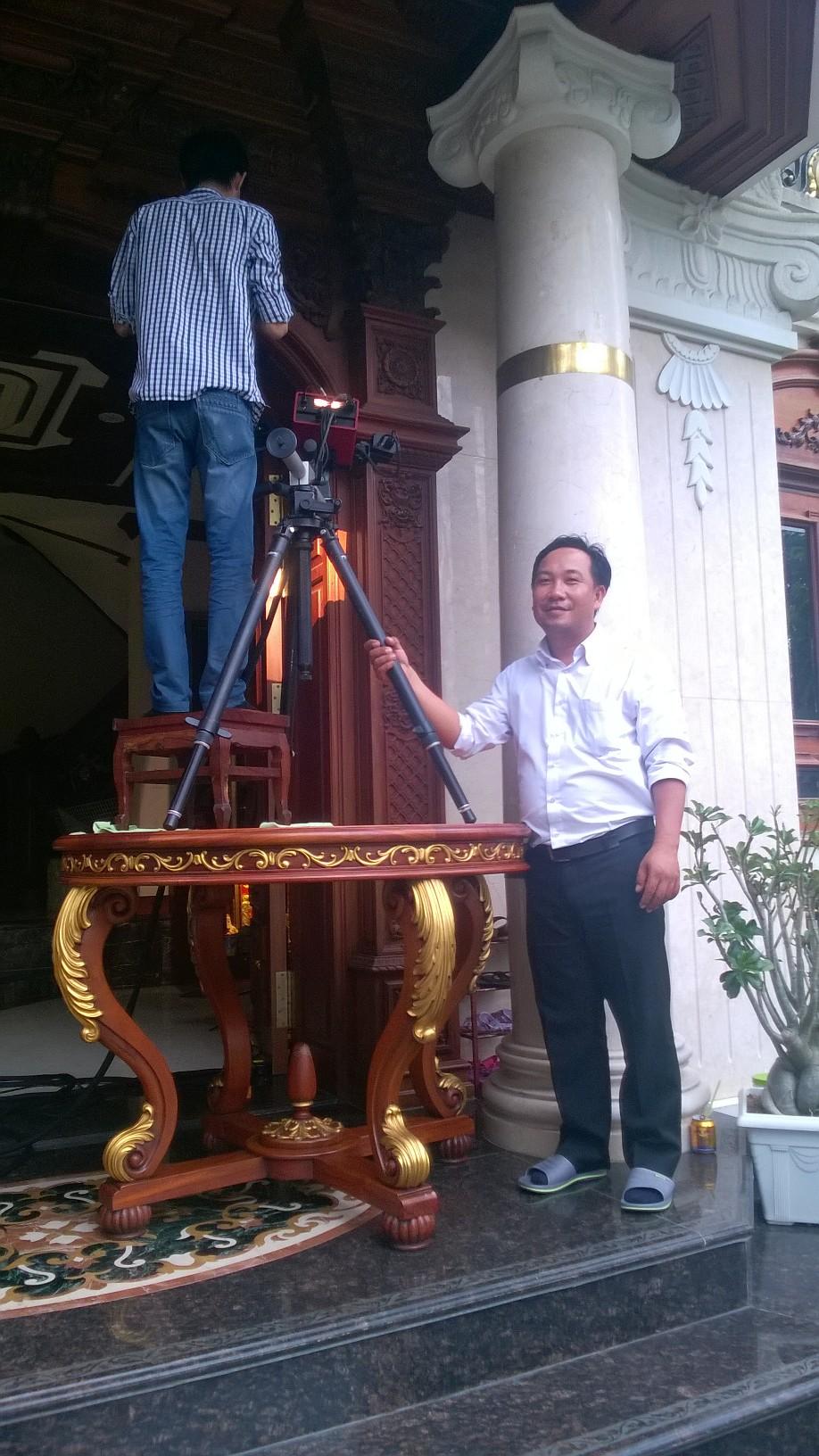 Scan Cua Go - Biet Thu Phu My Hung - Scan3d.com.vn (8)