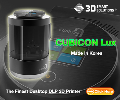 The Finest Desktop DLP 3D Printer