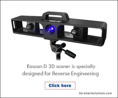 EaScan-D for 3D Measurement