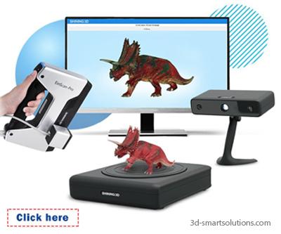 Einscan-Pro Scanner