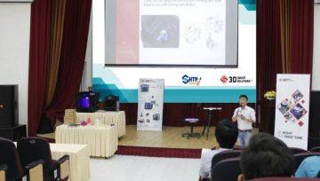 Hội thảo ứng dụng công nghệ 3D trong sản xuất hiện đại