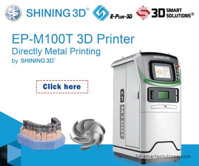 EP-M100T Metal 3D Printer