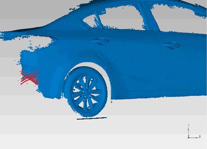 Máy Quét 3D cầm tay FreeScan X3 Laser
