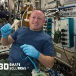 Dự án in 3D với công nghệ tiên tiến của NASA bên ngoài vũ trụ