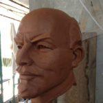 Dự án số hóa 3d và Tạo Mẫu Nhanh Lenin