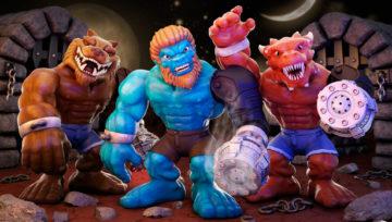 Các anh hùng của Galaxy - Cotiplas