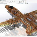 Tạo mẫu nhanh mô hình máy bay được thiết kế bằng SolidWorks