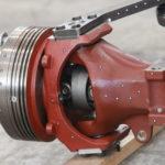 Scan 3D Động cơ V8 Diesel