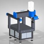 Máy đo CMM 2D 3D chính xác, công nghệ không khí nén