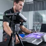 Máy quét 3d cầm tay đa chức năng Einscan pro 2X series