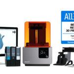 Máy in 3D Resin tốt nhất 2019 – Đánh giá Formlabs Form 2