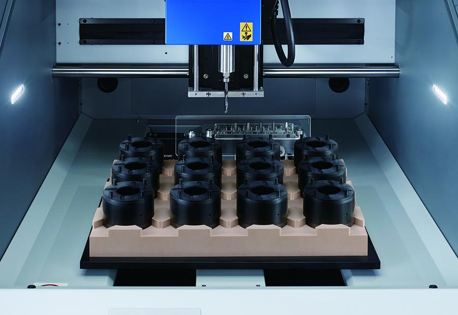 Máy phay CNC mini để bàn