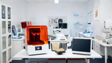 Formlabs Form 3B máy in 3D vật liệu Y Sinh