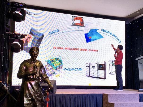 Xu hướng in 3d tại Việt Nam