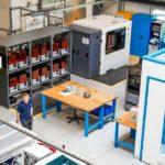 Trạm in 3D giúp AMRC triển khai hàng trăm dự án nghiên cứu cùng lúc