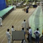 Đo kiểm tra 3d cánh tuabin gió 6 mét (Power Blade)