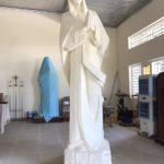 Scan 3d tượng Đức Mẹ Núi Cúi Đồng Nai