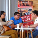 Coffee and Scan chuỗi sự kiện chia sẻ ứng dụng đầu tiên tại Việt Nam