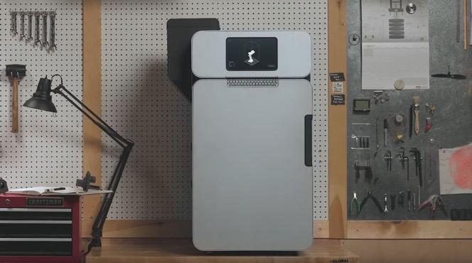 máy in 3d để bàn