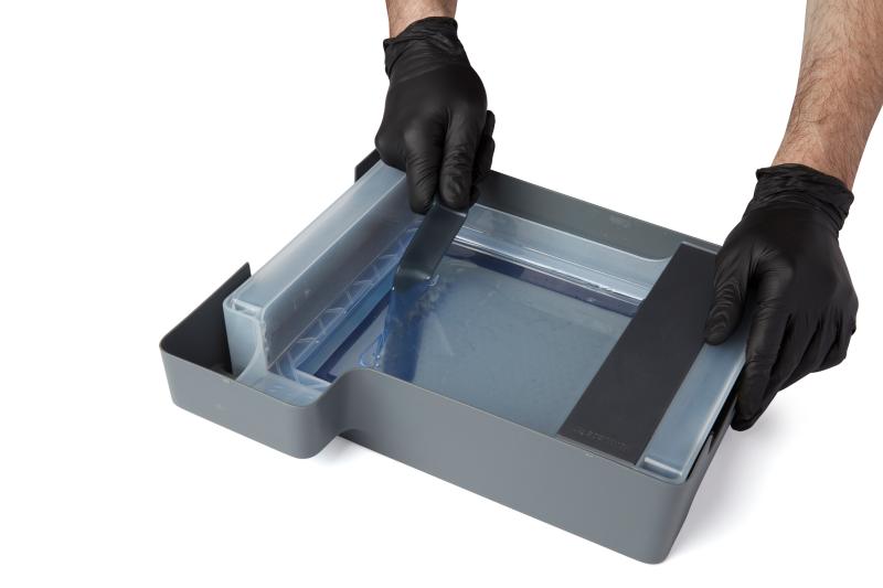 Cleaning Mesh giúp loại bỏ các mảnh in lỗi trên Form 3/Form 3B