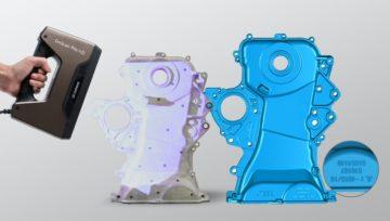 Shining 3D ra mắt máy quét 3D EinScan Pro HD