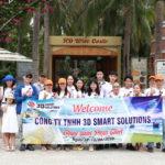 3D Smart Solutions – Hành trình đại gia đình hè 2020