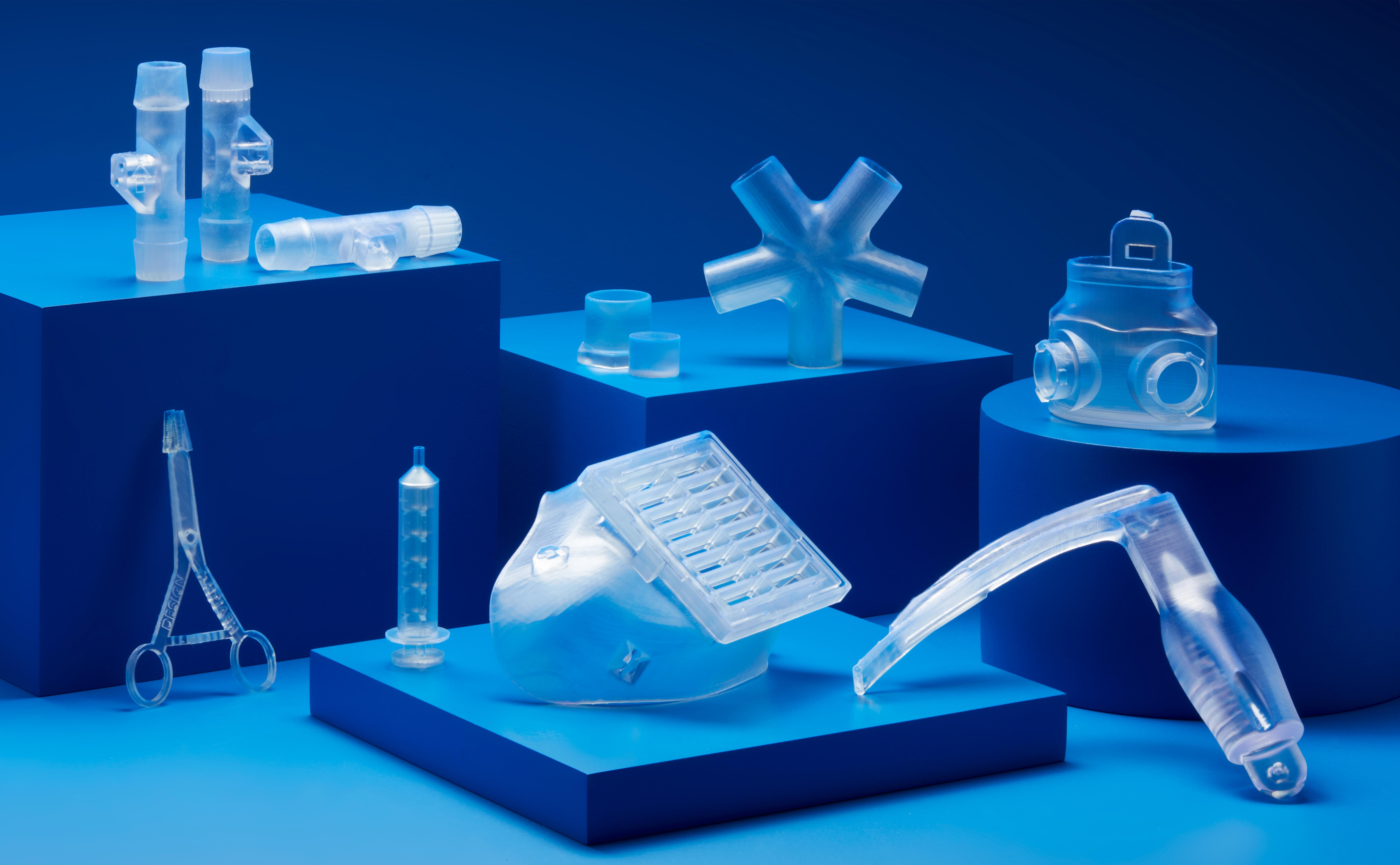 Vật liệu in 3D Y sinh BioMed Clear
