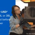 Formlabs ưu đãi $1000 cho mọi đơn hàng Form 3L/3BL