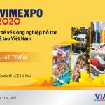 3D Smart Solutions trình diễn giải pháp 3D tại Vimexpo 2020