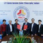 Ghi nhớ hợp tác MOU giữa Công ty 3DS và Trường BCI