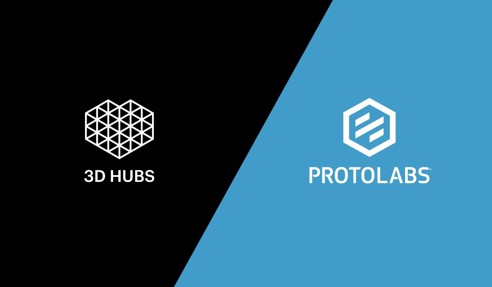 Protolabs 3DHubs