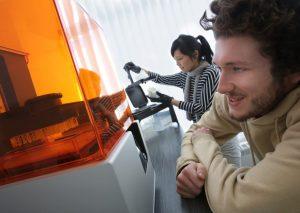 Bảy giải pháp ứng dụng máy in 3D trong giáo dục