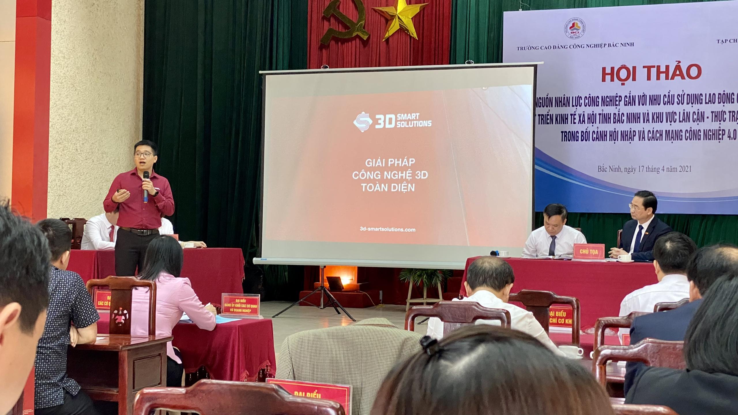 Hội thảo về Nhân lực hội nhập 4.0