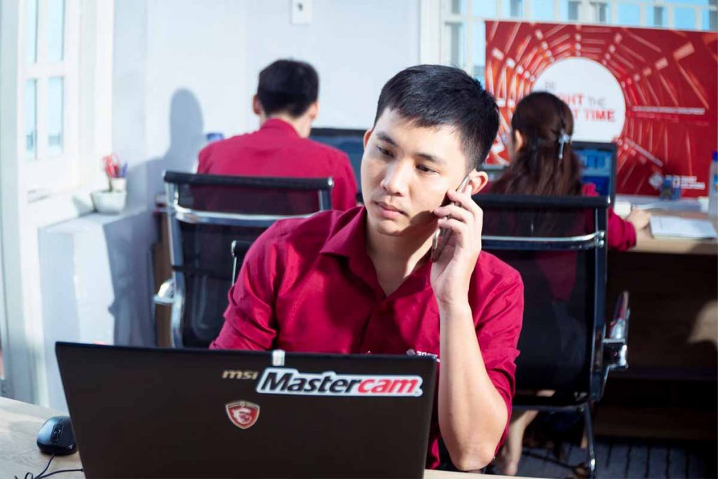 3D Smart Solutions tuyển dụng Sales Engineer