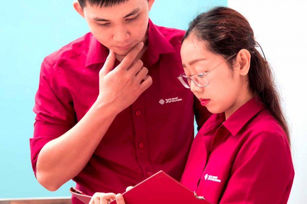 3D Smart Solutions tuyển dụng Trợ Lý Tài Chính