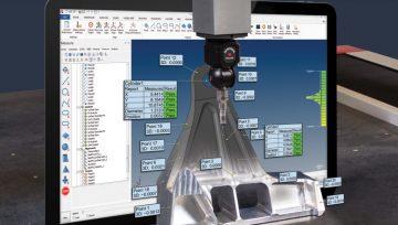 Verisurf trên Nền tảng Mastercam: Mở rộng khả năng đo kiểm tra, báo cáo
